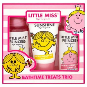 Little Miss Bath Time Treats Trio Set