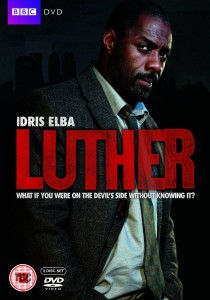 Luther Season 1 DVD