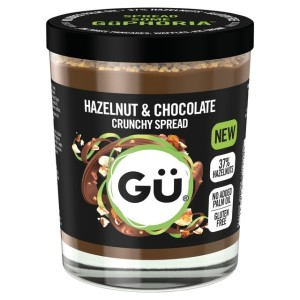 Gu Crunchy Chocolate & Hazelnut Spread 200g