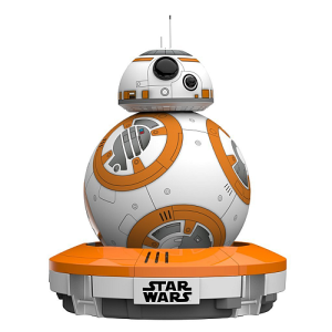 Star Wars: The Force Awakens BB-8 Interactive Robotic Droid by Sphero
