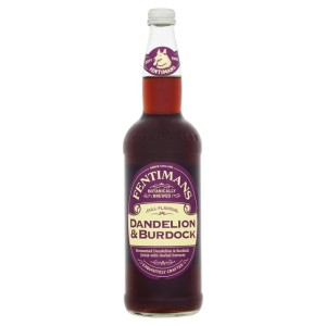 Fentimans Dandelion & Burdock Herbal Drink 750ml