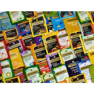 Twinings Refill Box with 48 Assorted Standard Enveloped teas