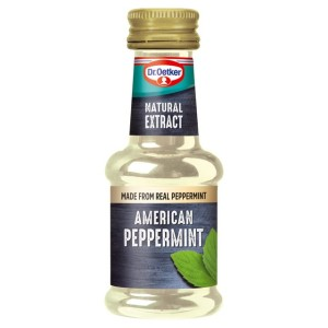 Dr Oetker Natural Peppermint Extract 35ml