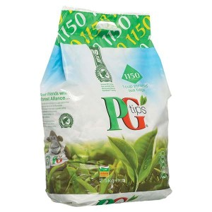 PG Tips 1100 1 Cup Pyramid Tea Bags