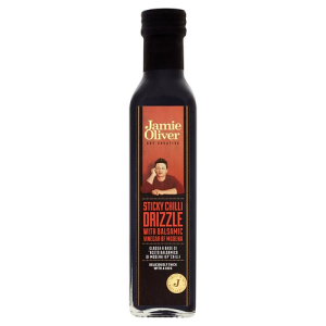 Jamie Oliver Sticky Chilli & Balsamic Glaze 250ml