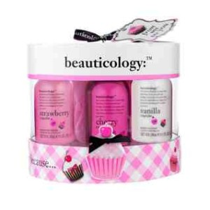 Beauticology Cupcake - Bathing Delights Gift Set