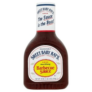 Sweet Baby Ray Barbecue Sauce Original 510g