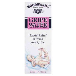Woodwards Gripe Water for Rapid Relief of Wind and Gripe 150ml