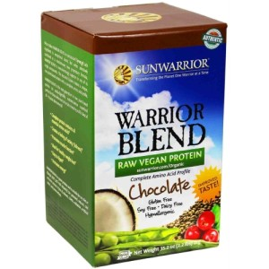 Sunwarrior Ultimate Raw Superfood Protein Chocolate Powder 1Kg