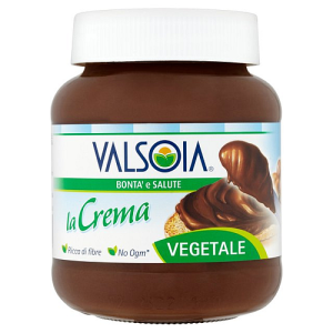 Valsoia Dairy Free Chocolate Spread 400g