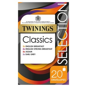 Twinings Speciality Selection Individually Wrapped 20 per pack