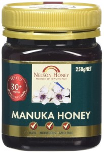 Nelson New Zealand  Raw Manuka Honey 30+ 250g