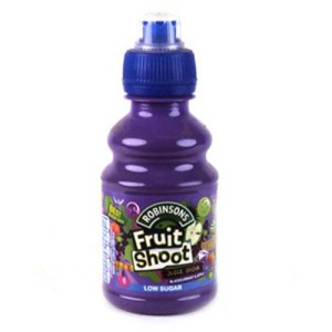 Robinsons Fruit Shoot Blackcurrant & Apple 200ml