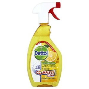 Dettol Complete Clean Multi Action Spray Citrus Zest 500ml