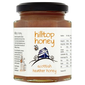 Hilltop Honey Scottish Heather Honey 227g