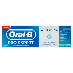 Oral-B Toothpaste Pro Expert Whitening 75ml