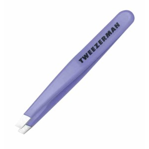 Tweezerman Lovely Lavender Mini Slant Tweezer