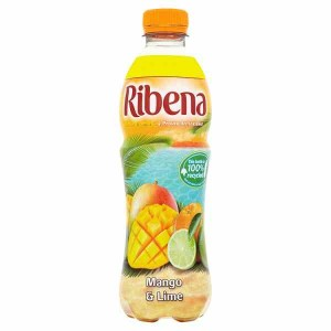 Ribena Mango & Lime Juice Drink 500ml