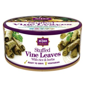 Al'Fez Stuffed Vine Leaves With Rice & Herbs 280g