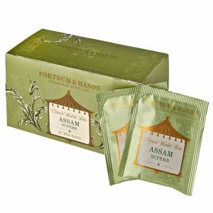Fortnum & Mason Assam Superb Tea 25 Tea Bags