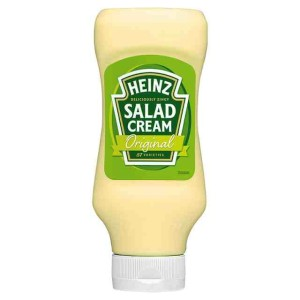 Heinz Squeezable Salad Cream 570ml