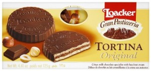 Loacker Tortina original 6 Pieces - 125g
