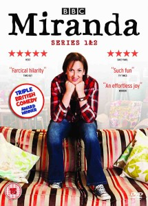 Miranda - Series 1-2 DVD