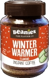 Beanies Winter Warmer Flavour Instant Coffee 50g