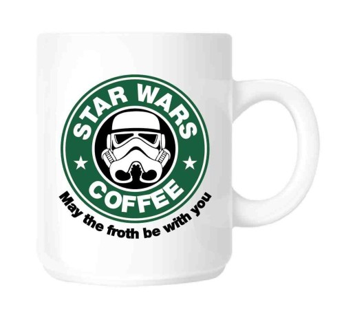 Star Wars, Starbucks Coffee Ceramic parody Mug 280ml.jpg
