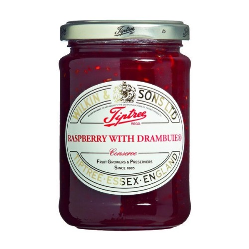 Wilkin & Sons Raspberry with Drambuie Conserve 340g.jpg