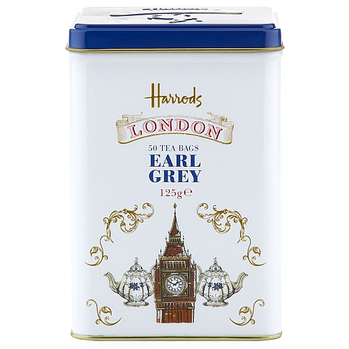Harrods Earl Grey Tea Tin 50 Tea Bags.png